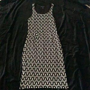 Banana Republic crochet tank dress